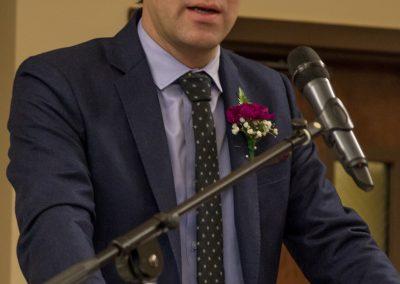 The Honorable Ben Hames / Keynote Speaker
