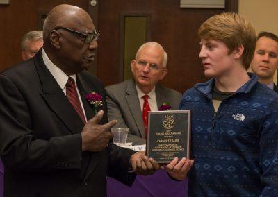 Young Adult Award Presentation