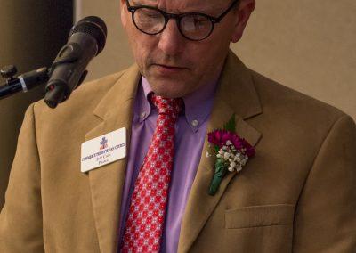 Rev. Jeffrey A. Cain Sr. / Invocation  & Grace
