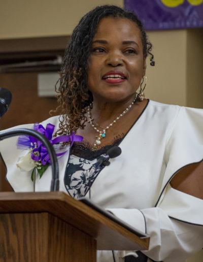 Rev. Cheryl Barnes