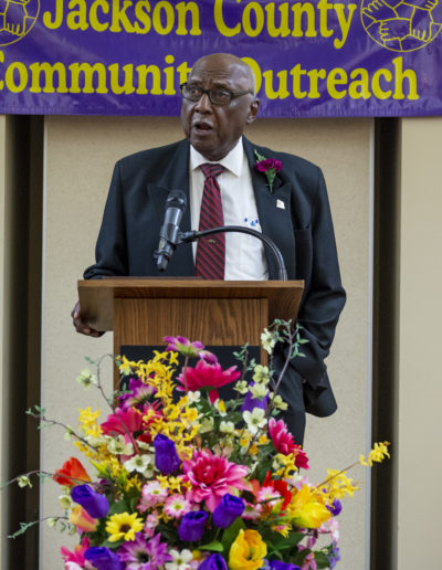 Jim Scott - JCCO President